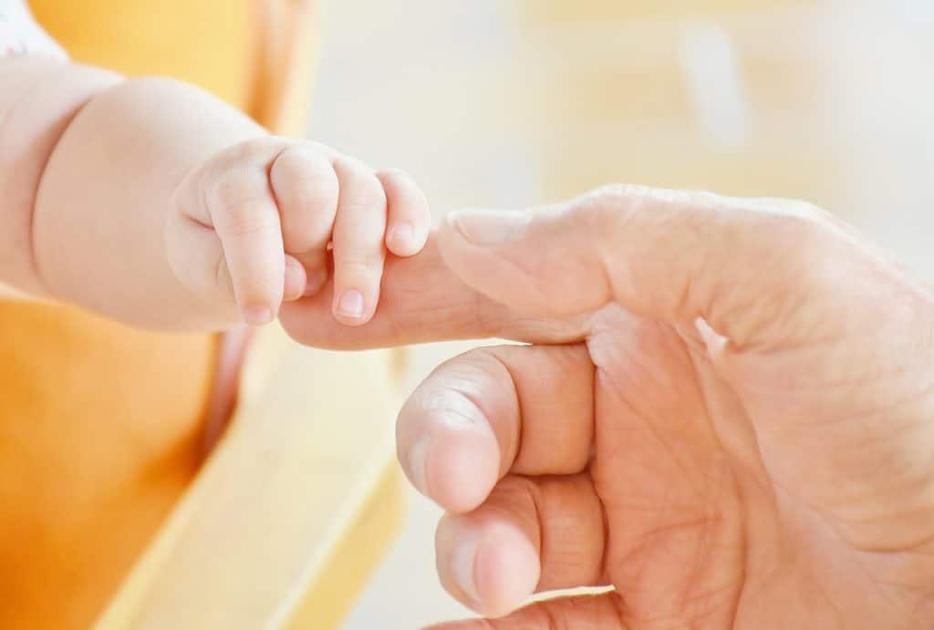 Ostéopathie pour bébé