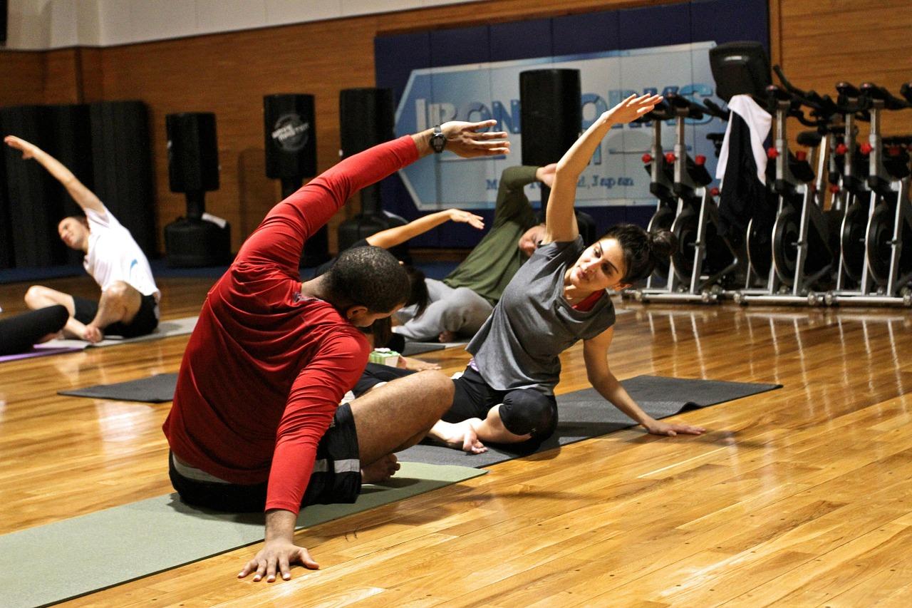 Échauffement - sportifs - ostéopathie préventive